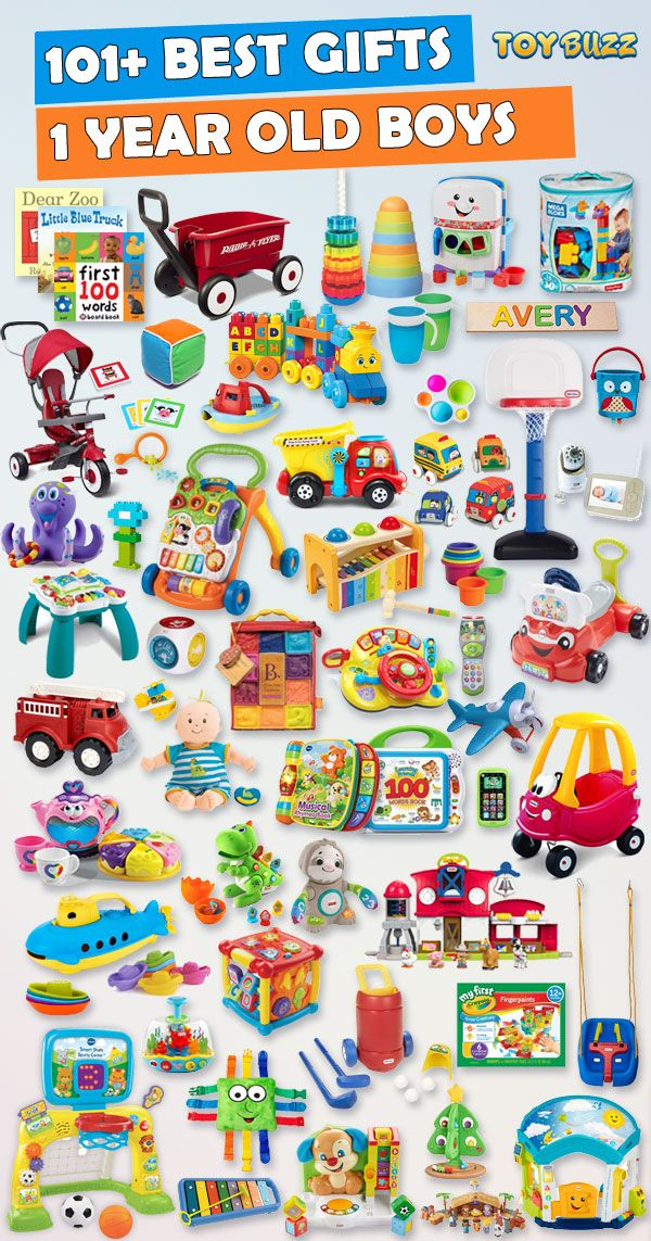 Gifts For 1 Year Old Boys 2020 - List of Best Toys   1st ...