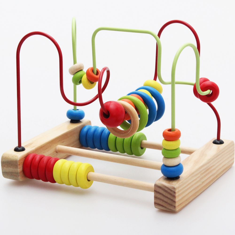 Babies: learning toys