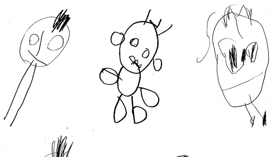 What Kids' Drawings Say About Their Future Thinking Skills ...